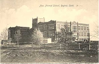 University of Regina - Normal School circa 1914