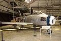 North American F-86A Sabre RFrontSide Modern Flight NMUSAF 26Sep09 (14620362463).jpg