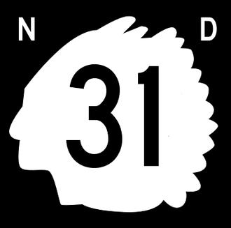 Morton County, North Dakota - Image: North Dakota 31