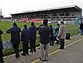 North Stand, Weston Super Mare FC (geograph 4843586).jpg