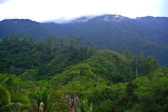 Sierra Madre (Philippines) - Northern portion of the range