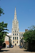 Norwich Cathedral (Holy Trinity) (18129104659).jpg