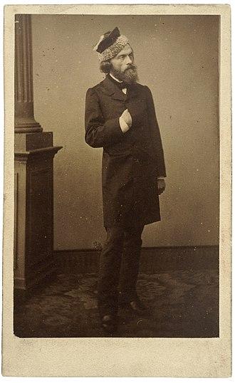 Cyprian Norwid - Norwid, Paris, 1861