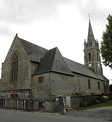 The parish church of Notre-Dame