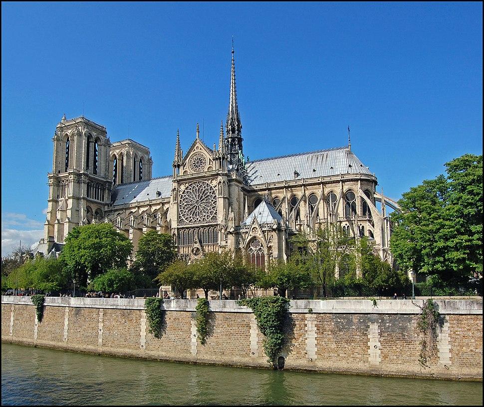 Notre-Dame de Paris 2009-04-28