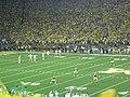 Notre Dame vs. Michigan 2011 12 (kickoff).jpg