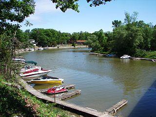 Nottawasaga River river in Ontario, Canada