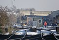 Nottingham railway station MMB 52 Eastcroft TMD 156414 156404 158847 158810.jpg