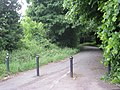 Now more of a path than a road - geograph.org.uk - 832350.jpg