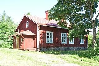 village in Nurmijärvi, Finland