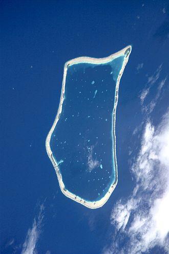 Tokelau - Nukunonu atoll