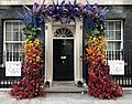 Number 10 with colourful flowers for Prides.jpg
