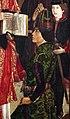 Nuno gonçalves, pannelli di san vincenzo, 1470 ca. 05 l'infante 11.jpg