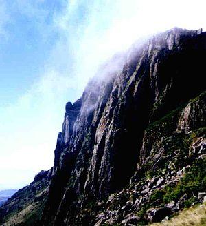 Mount Nyangani - Mount Nyangani summit
