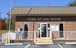 Oak Grove (Alabama).