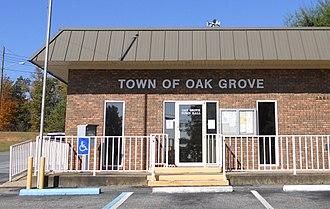 Oak Grove, Alabama - Oak Grove Town Hall