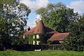 Oast House at Mill Farm, Mill Lane, Sissinghurst, Kent - geograph.org.uk - 1531835.jpg