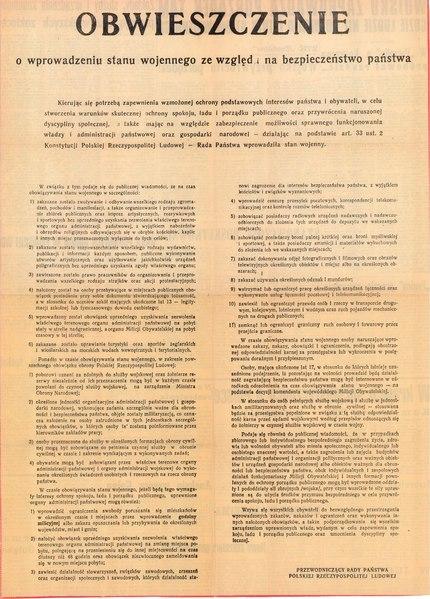 File:Obwieszczenie o wprowadzeniu stanu wojennego (Polska, 1981).pdf