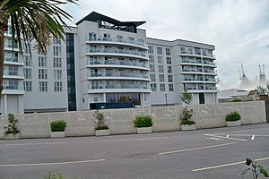 English: Ocean Hotel - Bognor, near to Felpham...