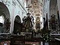 Ochsenhausen klosterkirche 002 altar of the cross.JPG
