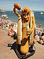 Oddi the hotdog - geograph.org.uk - 906217.jpg
