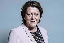 Official portrait of Mrs Maria Miller crop 1