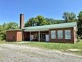 Old Cafeteria Building, Old Spring Creek School, Spring Creek, NC (50551685512).jpg