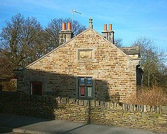 Totley - Old Totley School.