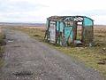 Old railway wagon, Sleightholme Moor - geograph.org.uk - 365369.jpg