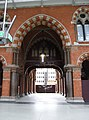 Old south-east entrance to St Pancras Station - geograph.org.uk - 1607758.jpg