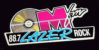 CIMX-FM - Image: Om Fm Disc Logo