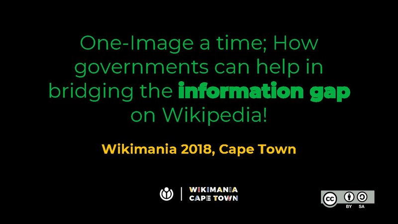 File:One Image at a time; How Governments can help in bridging the information gap on Wikipedia.pdf