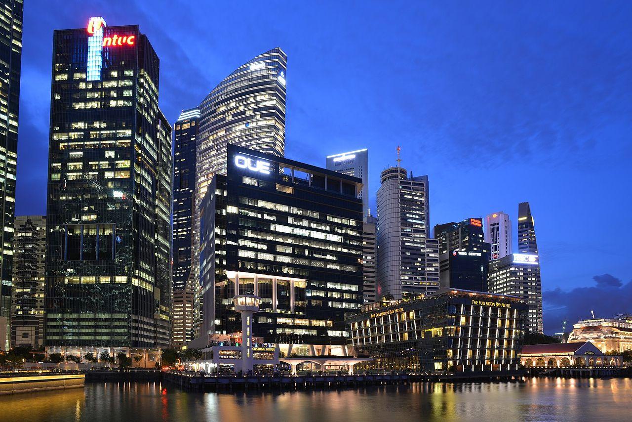 Customs House Singapore Restaurants