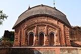 One of the four Char Bangla Temple at Baronagar in Murshidabad District 01.jpg
