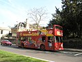 Open topped bus in Parks Road - geograph.org.uk - 2355655.jpg