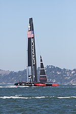 Oracle Team USA, 2013 America's Cup