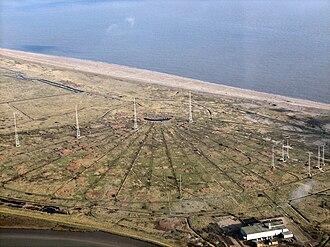 Orford Ness - Image: Orfordness transmitting station