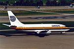 Orion Airways Boeing 737-2L9-Adv G-GPAB (27166860501).jpg