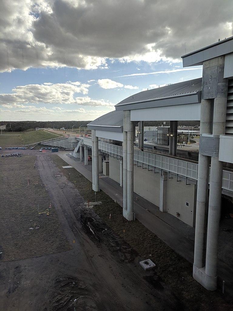 Orlando International Airport Rental Car Drop Off