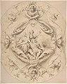 Ornamental Design with Diana and Endymion in a Central Cartouche MET DP802475.jpg