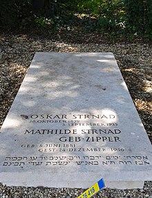 Oskar strnad wikipedia for Voraussetzung innenarchitekt