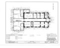 Otoe County Courthouse, Tenth Street and Central Avenue, Nebraska City, Otoe County, NE HABS NEB,66-NEBCI,1- (sheet 2 of 9).png