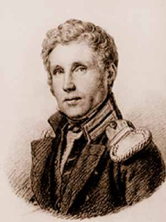 Otto von Kotzebue - Image: Otto von Kotzebue Forschungsreisender