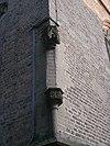 oude kerk ede - detail toren