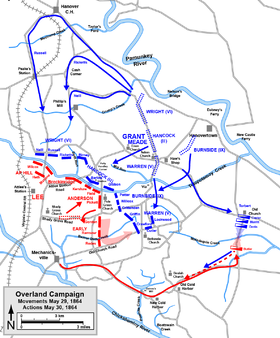 battle of cold harbor date