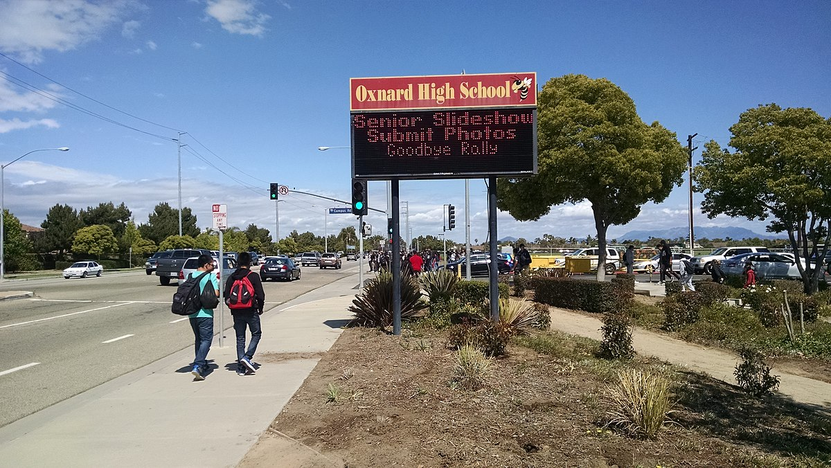 oxnard high school - wikipedia