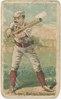 Oyster Burns, Baltimore Orioles, baseball card portrait LCCN2007680788.tif