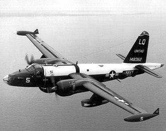 Lockheed P-2 Neptune - Image: P 2H VP 56 1963