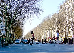 Image illustrative de l'article Boulevard du Montparnasse