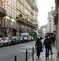 P1090412 Paris VI rue Bonaparte rwk.JPG